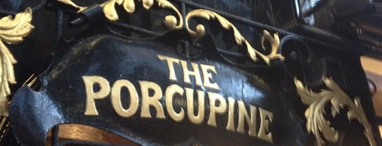 The Porcupine is one of London.