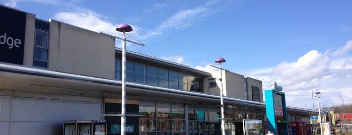 Donington Park Motorway Services (Moto) is one of Posti che sono piaciuti a Del.
