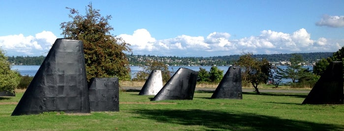 Warren G. Magnuson Park is one of Seattle things to do.