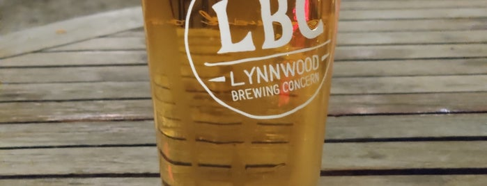 Lynnwood Brewing Concern is one of Russ's Liked Places.