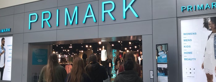 Primark is one of Connecticut.