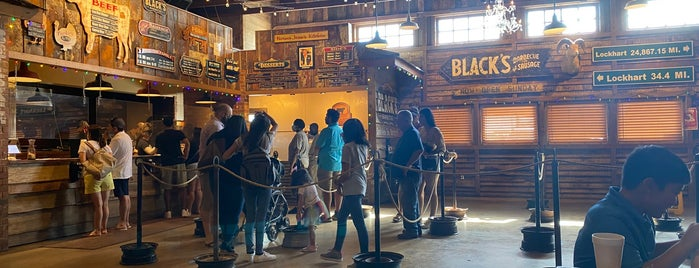 Black's Barbeque is one of San Antonio & Hill Country.