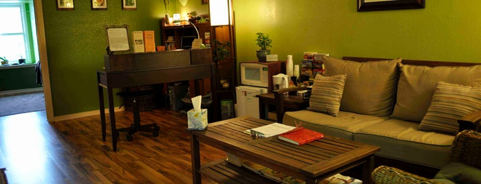 Sol Impressions Massage Studio is one of Jill's Saved Places.