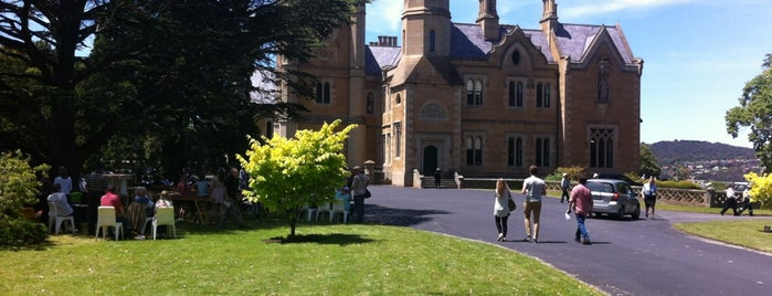 Government House is one of Tasmania 2015.