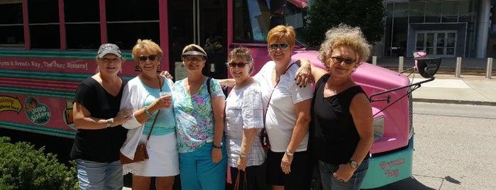 NashTrash Tours is one of Nashville To Do List.
