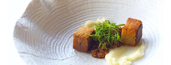 Azurmendi is one of The World's 50 Best Restaurants.