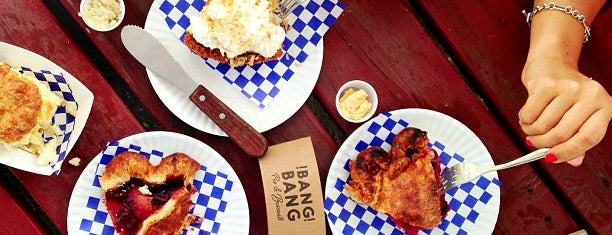 Bang Bang Pie Shop is one of Chicago's Coziest Spots.