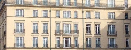 Hotel Adlon Kempinski Berlin is one of Condé Nast Traveler Platinum Circle 2013.
