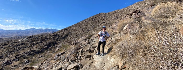 South Lykken Trail Palm Springs is one of Palm Springs Exploring.