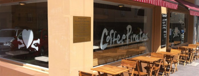 Coffee Pirates is one of Kaffee Wien.