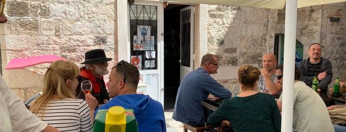 Sanctuary Bar is one of Split 🙌.