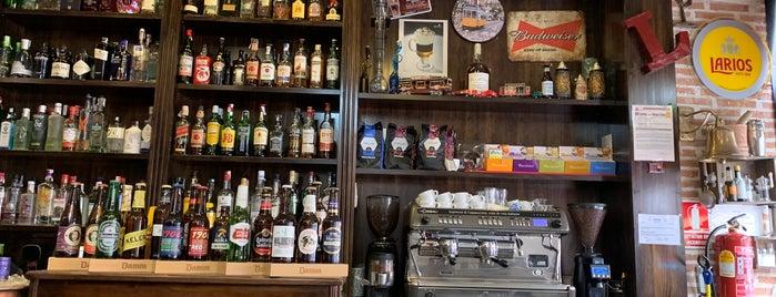 Luas Irish Tavern is one of De copas chulas.