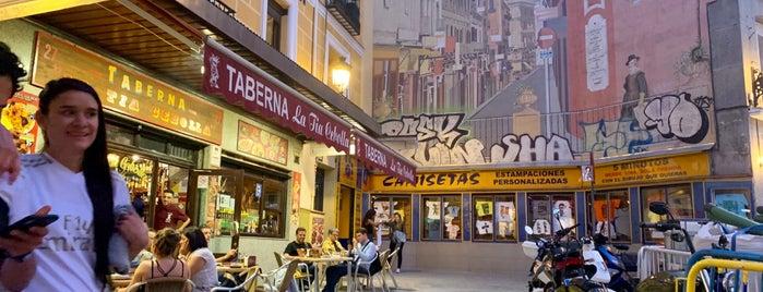 La Tía Cebolla is one of Madrid.