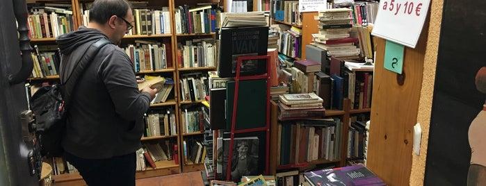 LA TARDE LIBROS is one of Mis librerías de Madrid.