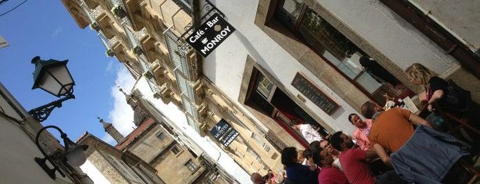 Cafe Restaurante Monroy is one of Posti che sono piaciuti a Christian.