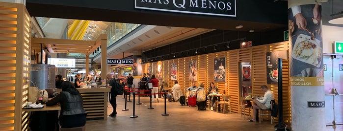 Mas Q Menos is one of José : понравившиеся места.