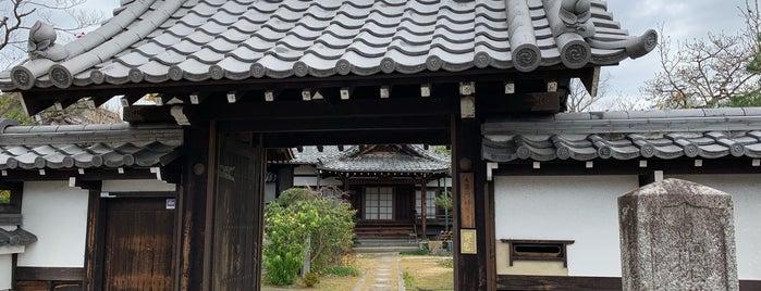 妙教寺 is one of 西郷どんゆかりのスポット.