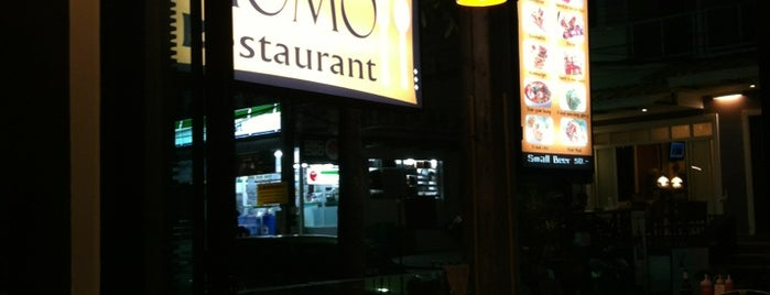 Momo Cafe is one of Tested Foods.