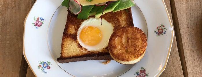 Marcelle is one of Healthy & Veggie Food in Paris.