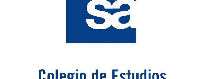 CESA - Colegio de Estudios Superiores de Administración is one of Lugares guardados de Thaly.