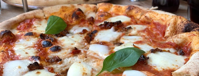 Il Pizzaiolo is one of Moscow.