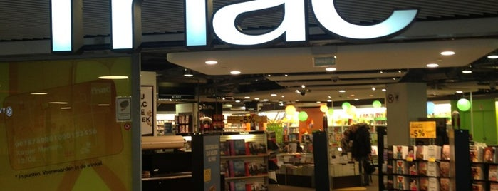 Fnac is one of Tim's Favorite Shops.