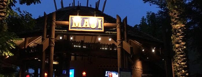 Maji Pool Bar is one of Walt Disney World.