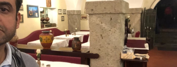 Indian Palace Restaurant is one of Salz.
