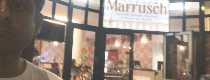 Marrusch is one of innsbruck food.