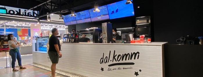 Dal.komm Coffee is one of Posti che sono piaciuti a Kurtis.