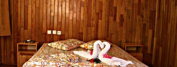 Öz Likya Pansiyon is one of Orte, die Oral gefallen.