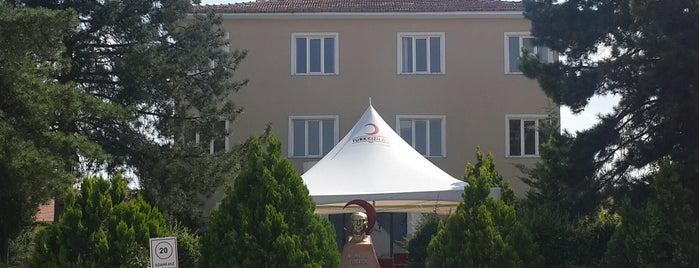 Türk Kızılayı Mineralli Su İşletmeleri is one of Erkan 님이 좋아한 장소.