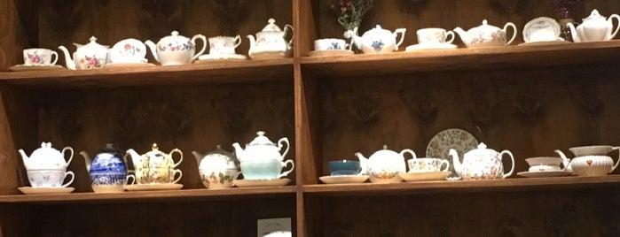ANAEL Tea House is one of Dewy'in Kaydettiği Mekanlar.