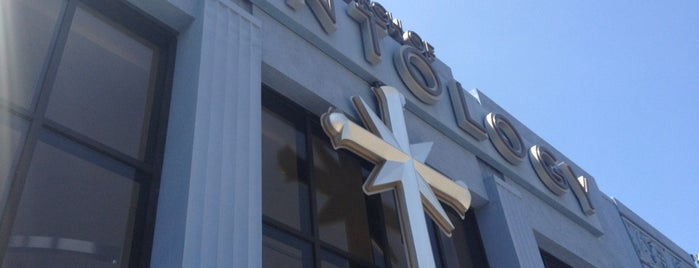 Church Of Scientology Los Angeles is one of Kat & Ky in LA.