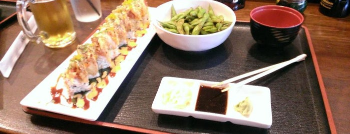 Octopus Japanese Restaurant Sushi is one of Posti che sono piaciuti a Todd.