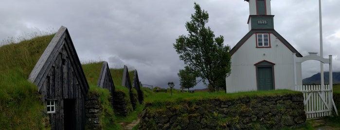 Keldur is one of Places To Visit In Iceland.