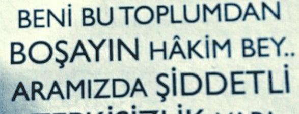 Akbank is one of İŞYERLERİ.