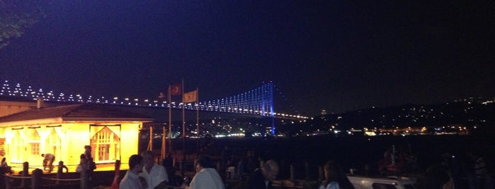 Beylerbeyi Marina Balik is one of to go & eat.