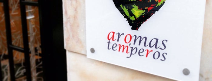 Aromas e Temperos is one of Lisboa.
