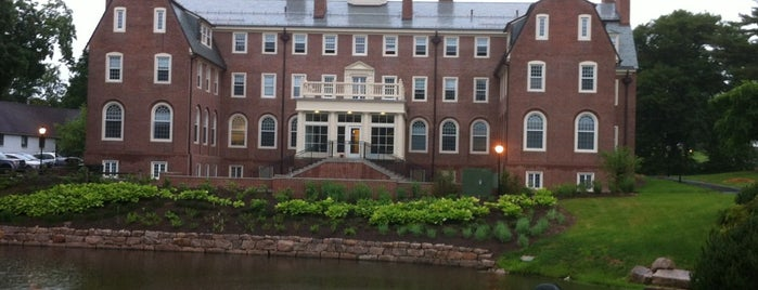 Choate Rosemary Hall is one of Road Trips (Under 3 Hours).