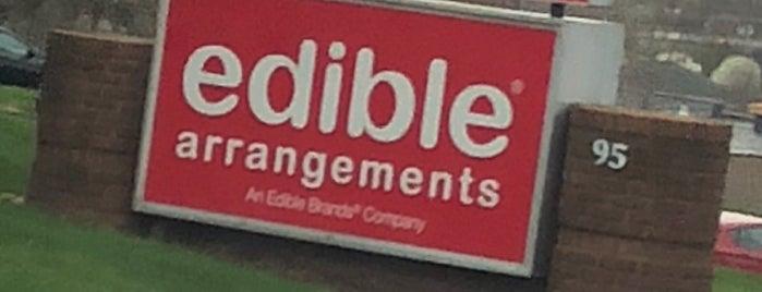 Edible Arrangements International is one of Tempat yang Disukai Lindsaye.