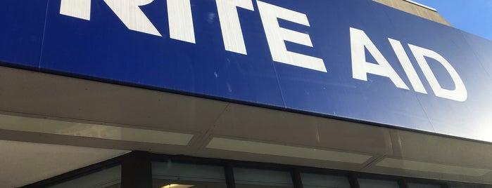 Rite Aid is one of Orte, die Lindsaye gefallen.