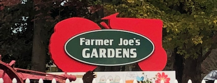 Farmer Joe's Garden is one of สถานที่ที่ Lindsaye ถูกใจ.