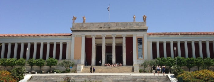 National Archaeological Museum is one of Athens: Main Sights.