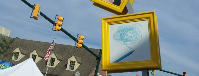 Plymouth Art in the Park is one of Fun Go-to-Spots.