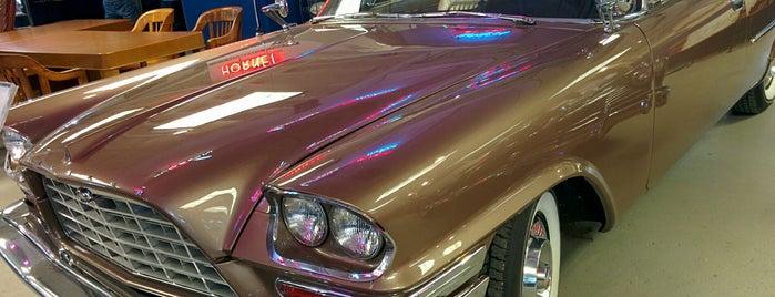 Miller Motors Hudson Auto Museum is one of Happenings.