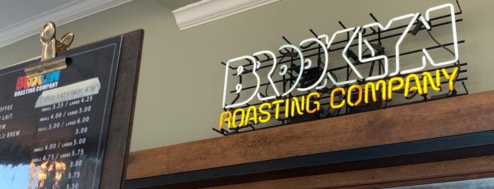 Brooklyn Roasting Company is one of Coffee NYC.