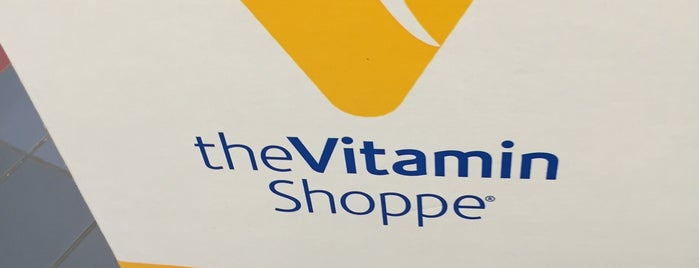 The Vitamin Shoppe is one of Tempat yang Disukai Michael.