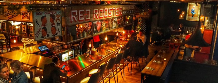Red Rooster is one of London.