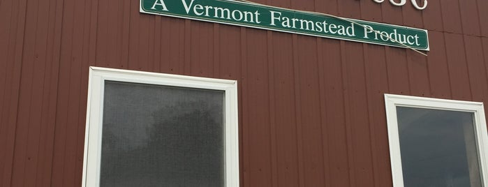 Green Mountain Blue Cheese is one of Vermont Cheese Trail.